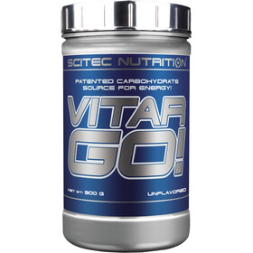 SCITEC Vitargo Carboloader Drink Powder 900g, unflavored